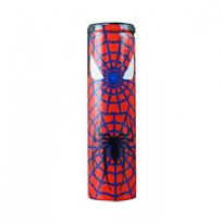 Wrap Spiderman pour accus 18650